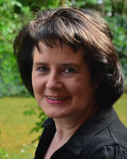 Martina Trosin, Mitarbeiterin im Wildeshauser Wein-Kontor